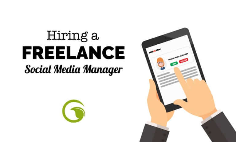 freelance social media assistant