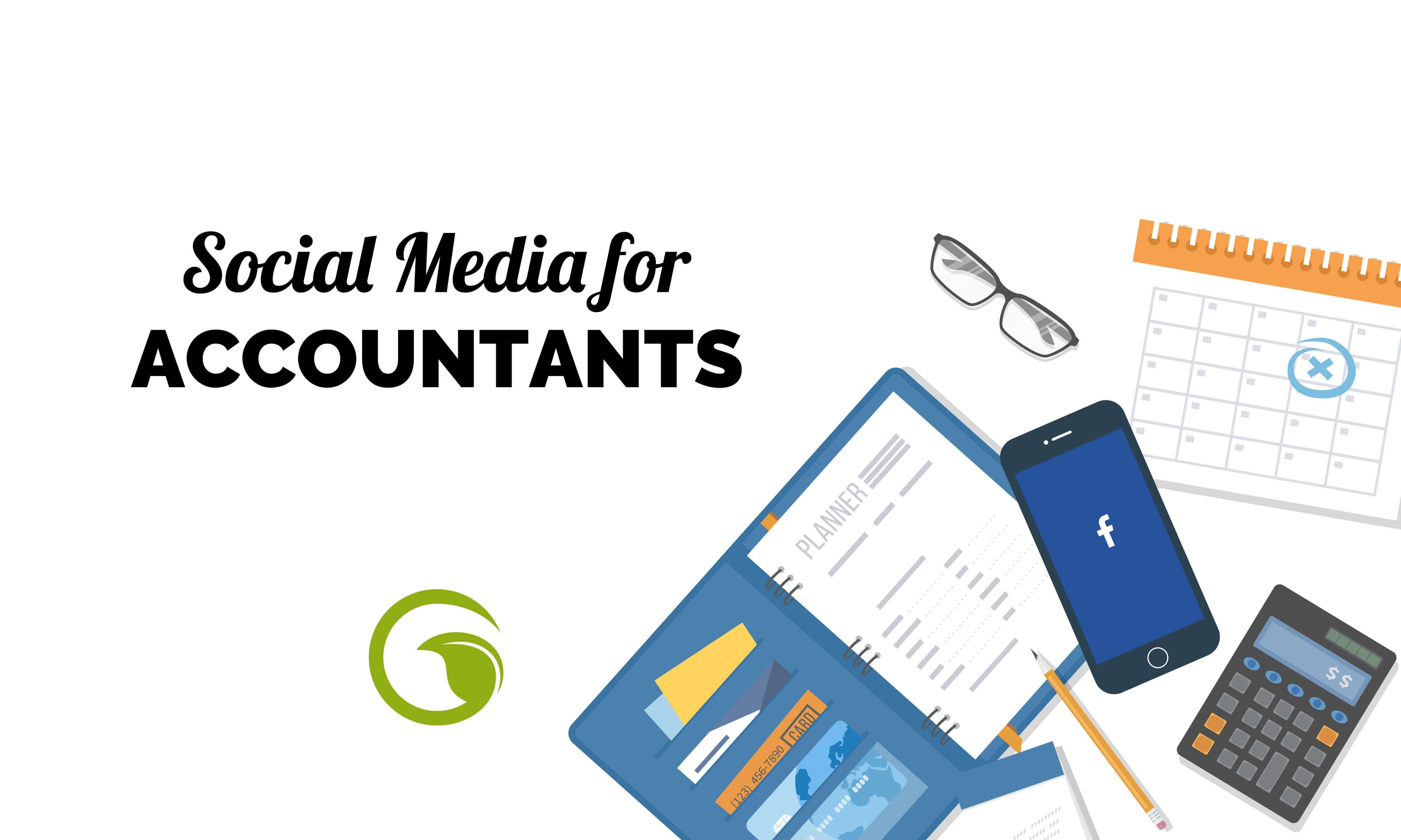 social media for accountants
